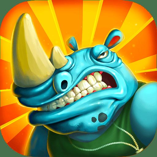 دانلود Rhino Revenge 1.1.4 - بازی جذاب انتقام کرگدن اندروید + مود