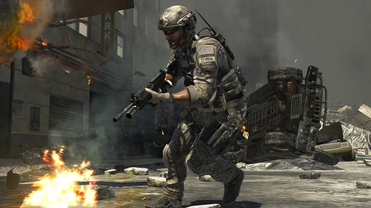 Call of Duty Modern Warfare 3 screenshot2