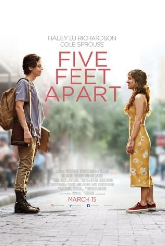 دانلود فیلم Five Feet Apart 2019