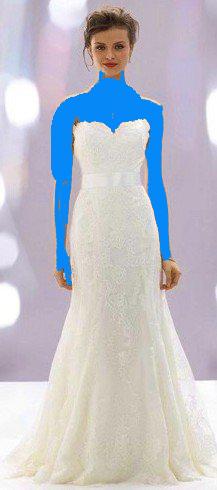 [تصویر: آلبوم عکس لباس عروس مدل ماهی(قوانین جدید برای گذاشتن عکس در پست اول)]