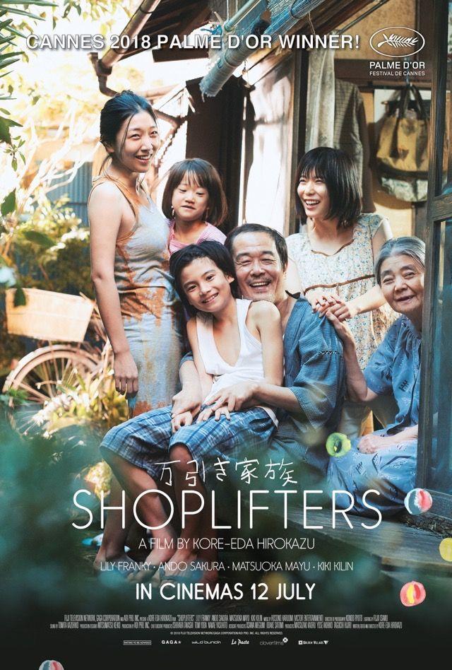 دانلود فیلم Shoplifters 2018