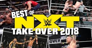 Best Of NXT TakeOver 2018