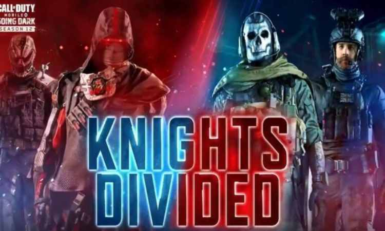 Knights Divided