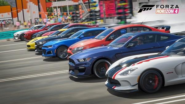 Forza Horizon 4 در هفتهی اول انتشار خود بیش از 2 میلیون بازیکن داشته است