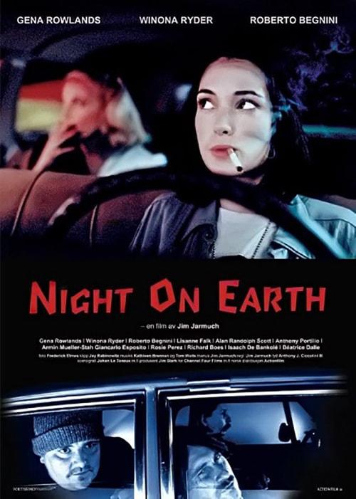 فیلم شب روی زمین
