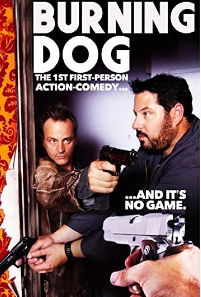 دانلود فیلم Burning Dog 2020