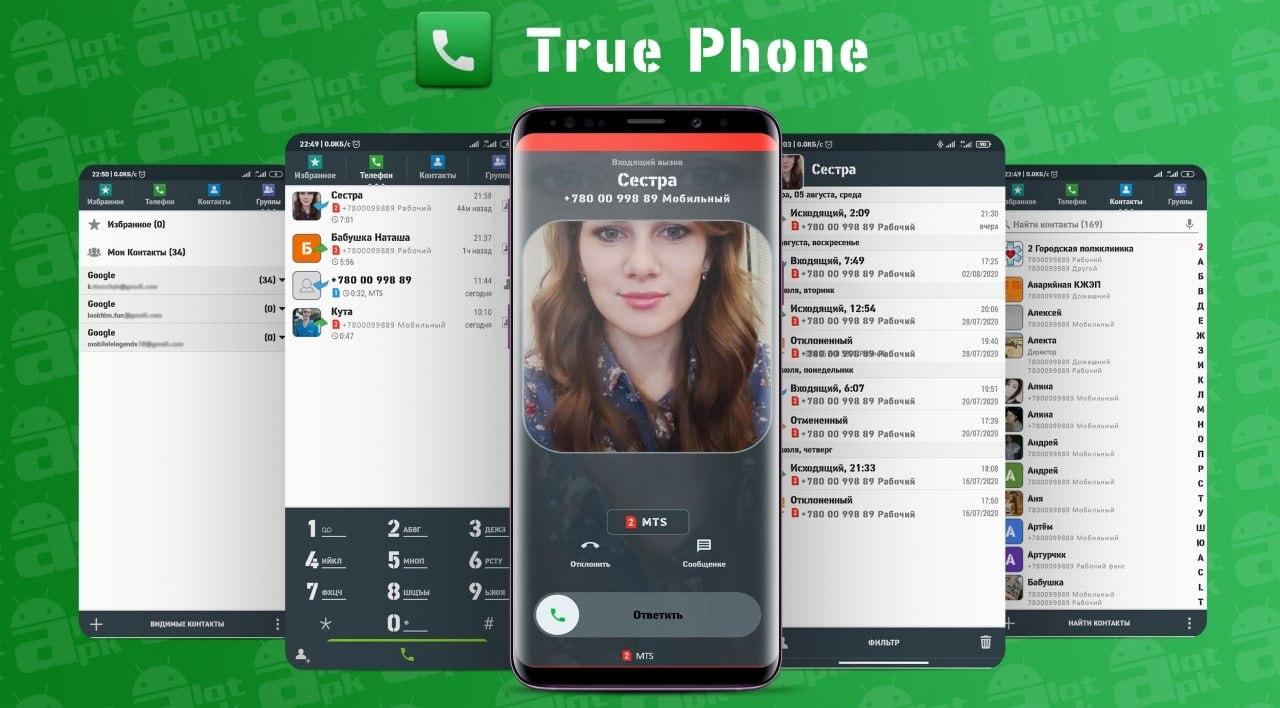 True phone