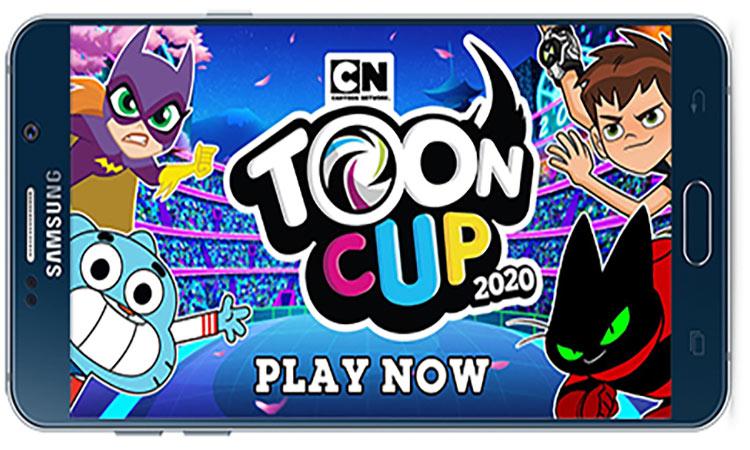 دانلود بازی اندروید Toon Cup 2020