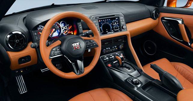 Nissan for Nissan gtr interieur