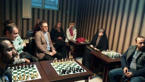 جلسه هم اندیشی شطرنج برای کودکان کار