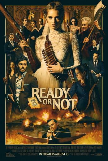 دانلود دوبله فارسی فیلم Ready or Not 2019