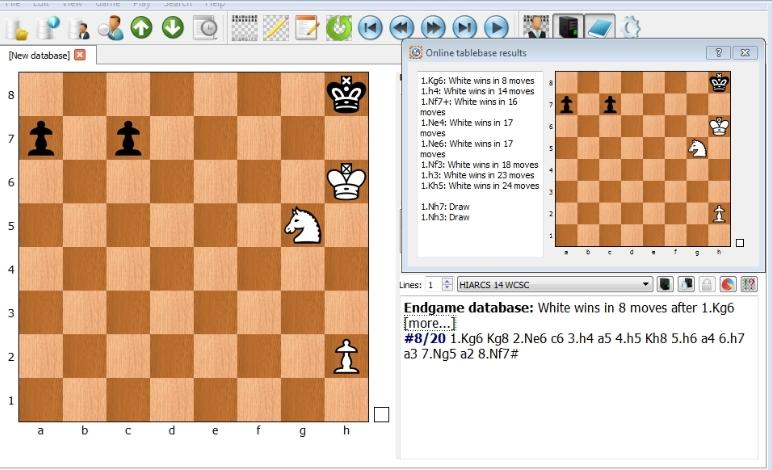 نرم افزار قدرتمند شطرنج هیراکس اکسپلورر2016 HIARCS Chess Explorer
