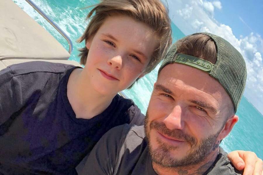 گزارش شده که Cruz پسر David Beckham در یک اودیشن کره ای حضور خواهد داشت.🤩✨