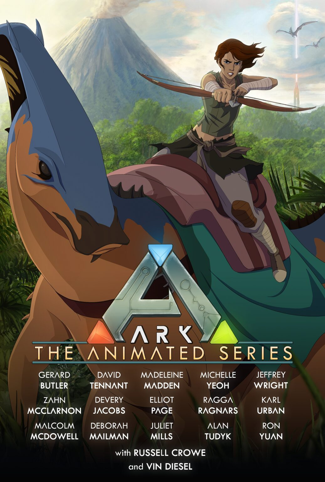 fi2x ark the animated series poster large