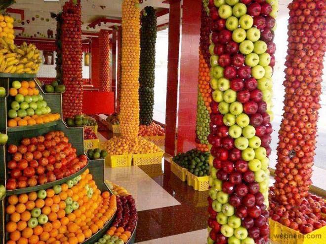 پاییز - میوه