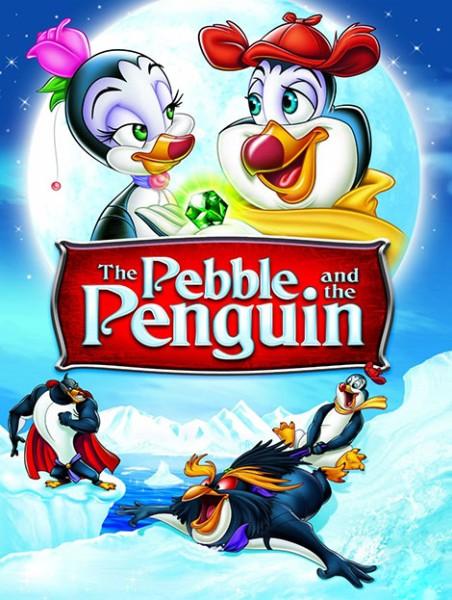 دانلود انیمیشن The Pebble and the Penguin 1995