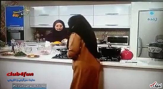 روزه خواری ناخواسته مجری تلویزیون