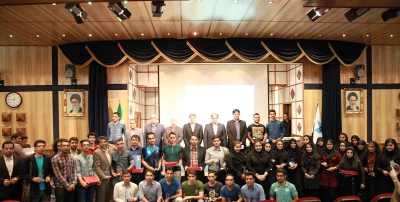 برترینهای دانشگاه قزوین