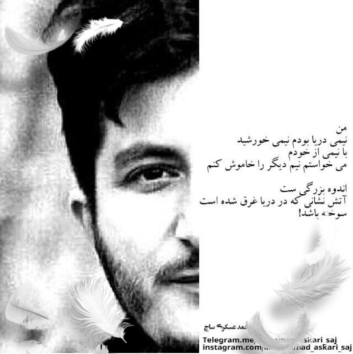 محمدعسگری ساج.قلم سیاه.1396