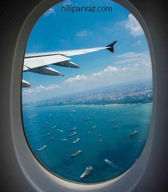 مدت زمان پرواز بندرعباس به آبادان
