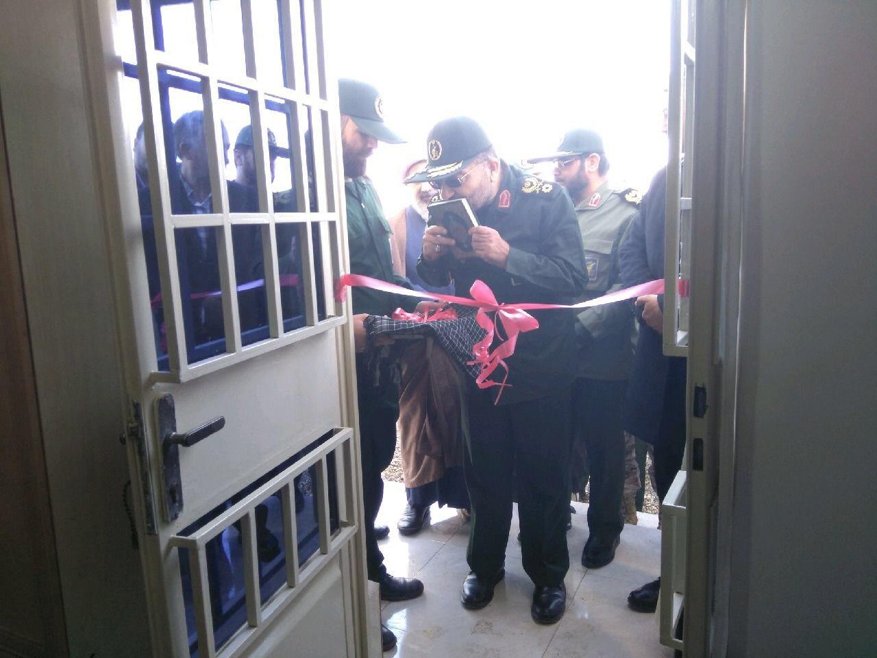 بسیج برای خدمت رسانی در کنار ملت ایران است/ یکی از موانع بزرگ تمدن سازی وجود رژیم غاصب صهیونیستی است