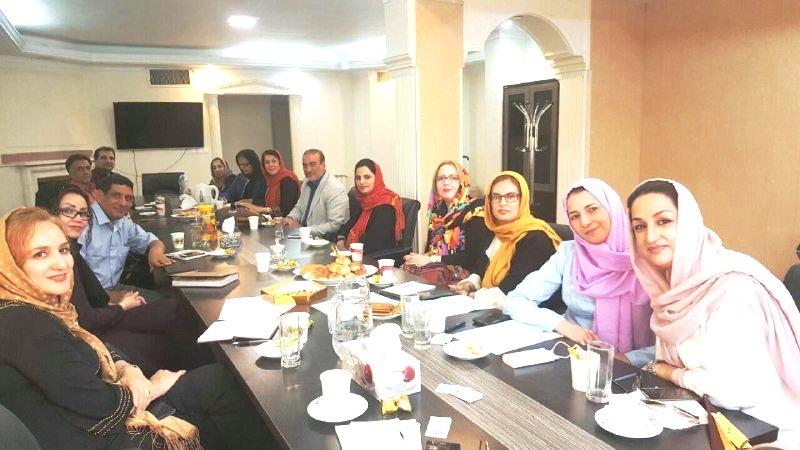 اولین جلسه کمیته ادبیات و زبان فارسی انجمن دوستی ایران و تاجیکستان