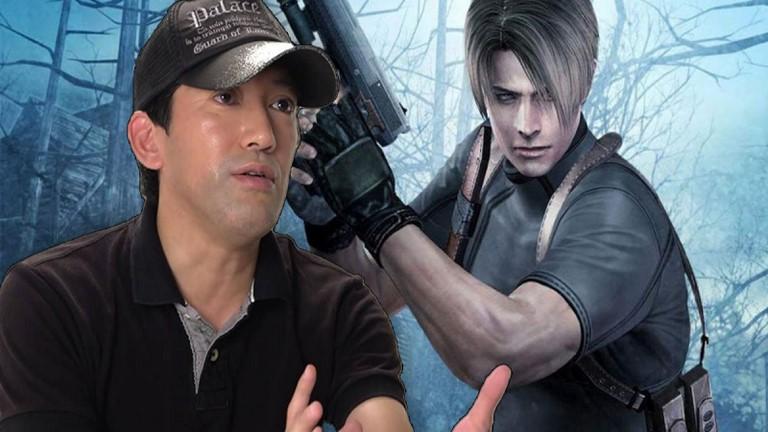 شینجی میکامی طراح بازی برتر