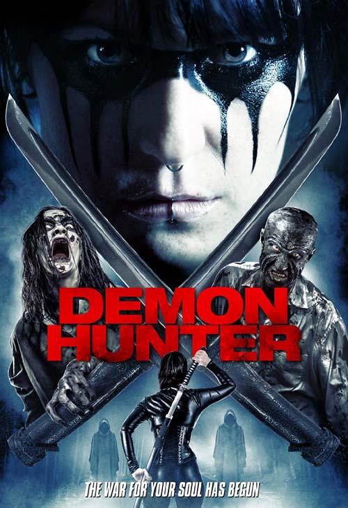 دانلود فیلم Demon Hunter 2016