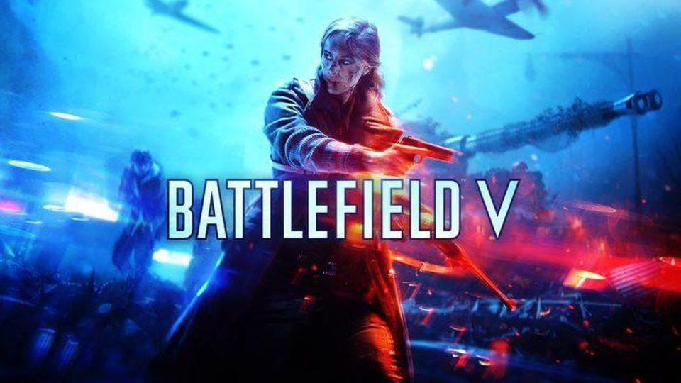 مراسم معرفی بازی Battlefield V