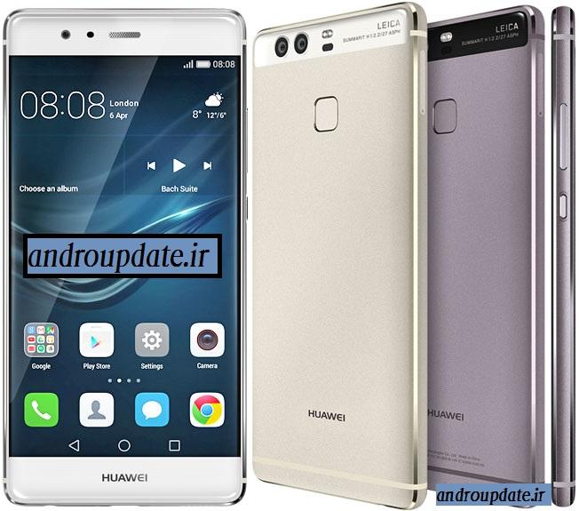 رام رسمی اندروید6 برای Huawei P9