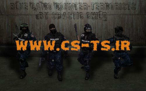 دانلود مدل blue_camo_cts_2 برای کانتر1.6