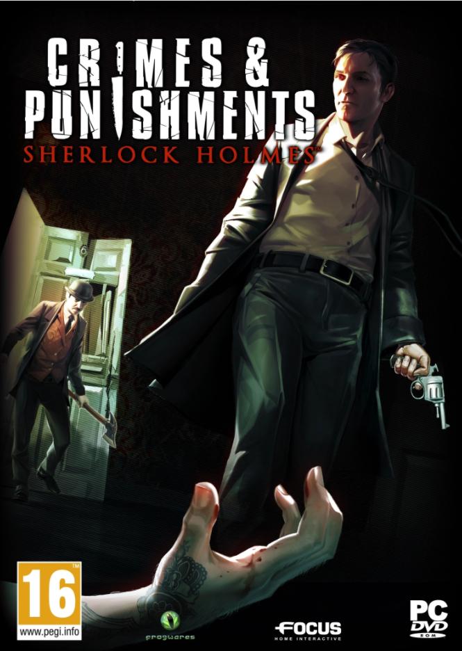 دانلود بازی Sherlock Holmes Crimes & Punishments برای PC