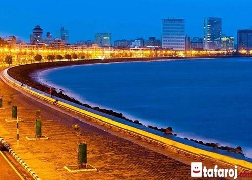 جاذبه های گردشگری بمبئی