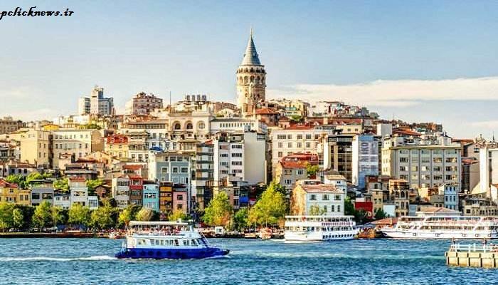همه چیز در مورد شهر استانبول ترکیه