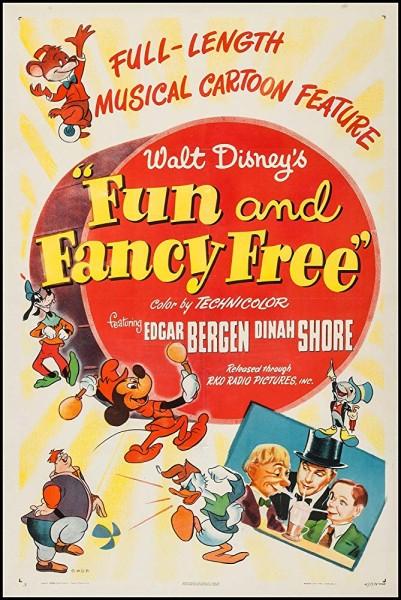 دانلود انیمیشن Fun And Fancy Free 1947