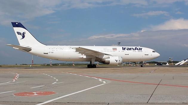 چرا پرواز 217 ایران ایر معطلی داشت ؟
