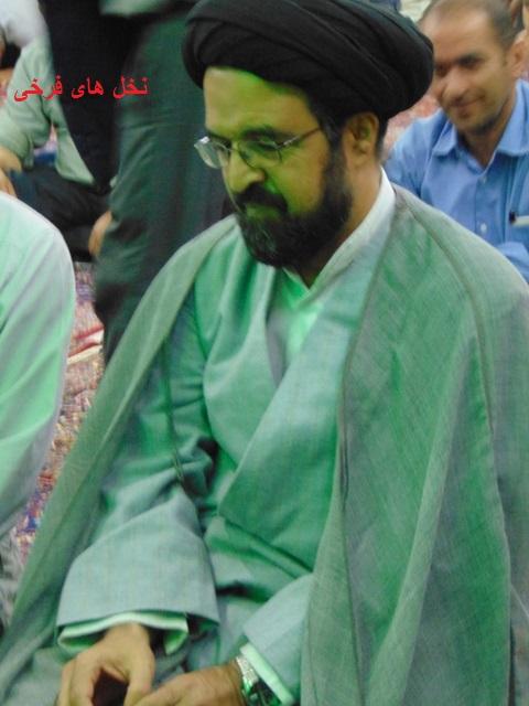 با ستارگان آسمان علم و دانش شهر فرخی (6) حجه الاسلام والمسلمین دکتر سید حسن قاضوی g7h3 dsc06002