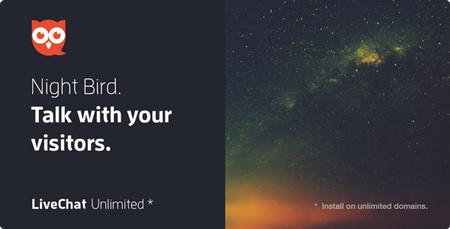 دانلود افزونه چت و پشتیبانی آنلاین برای وردپرس - Live Chat Unlimited