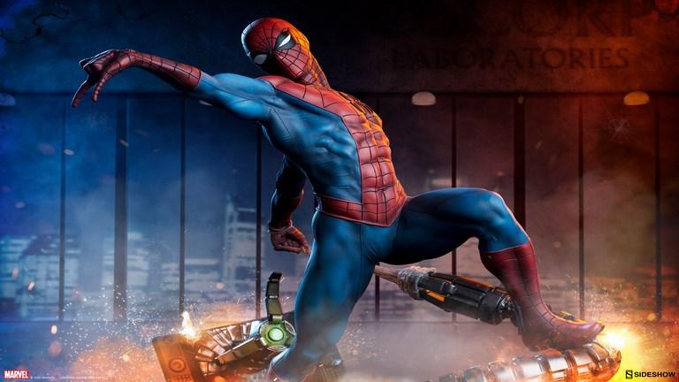 30 بازی داستانمحور PS4 که باید تجربه کنید مرد عنکبوتی