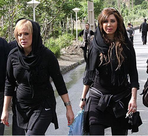 عکس دختر تهرانی