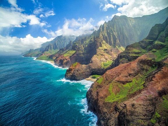 جزیره کاوایی ، هاوایی