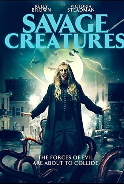 دانلود فیلم Savage Creatures 2020