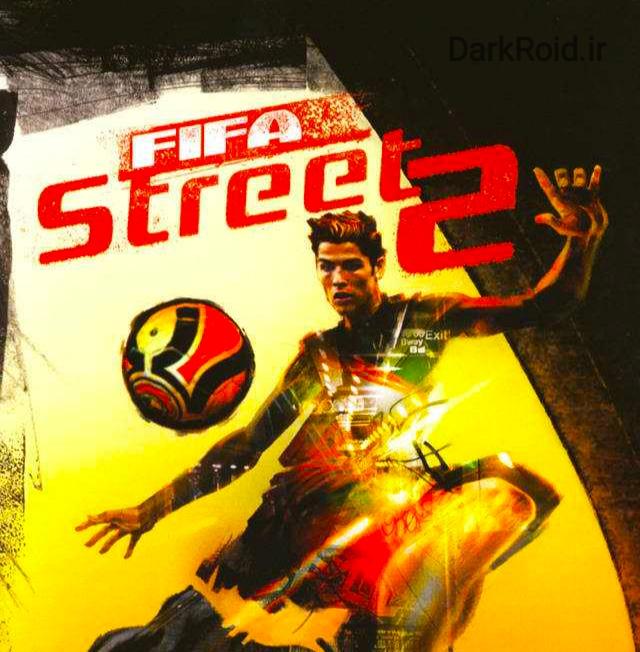 بازی FIFA Street 2 - دانلود فوتبال خیابانی 2 اندروید