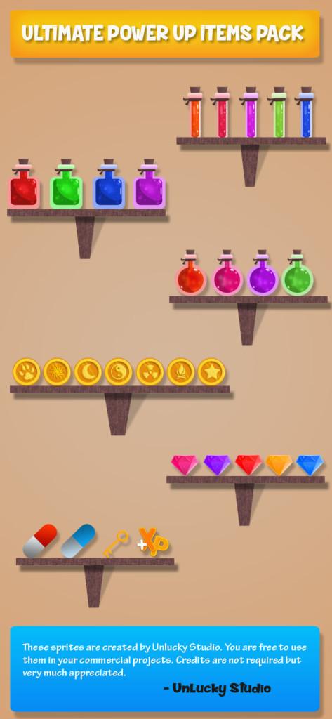 [عکس: glc9_ultimate_free_game_art_power_up_items_pack.jpg]