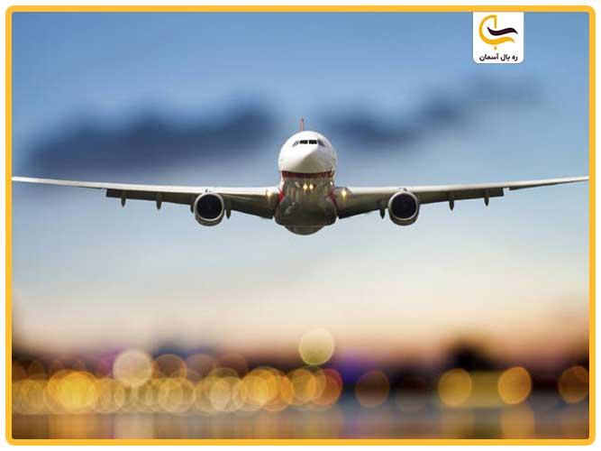 انواع بلیط هواپیما تهران