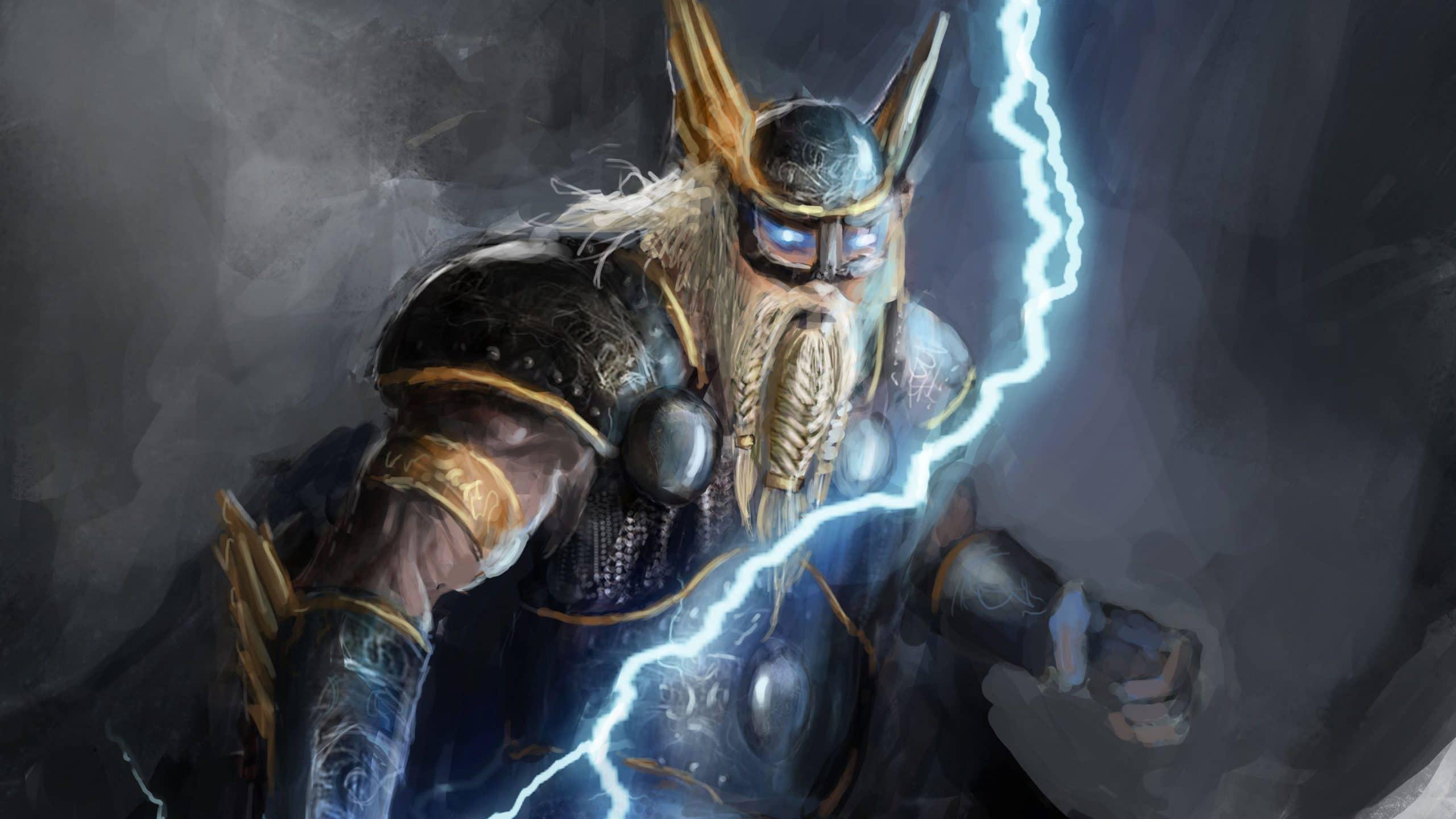 اودین - خدای جنگ