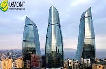 هتل سه قلو باکو