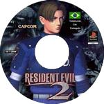 دانلود بازی رزیدنت اویل 2 دیسک 1 لیون resident evil 2 cd1-پلی استیشن 1
