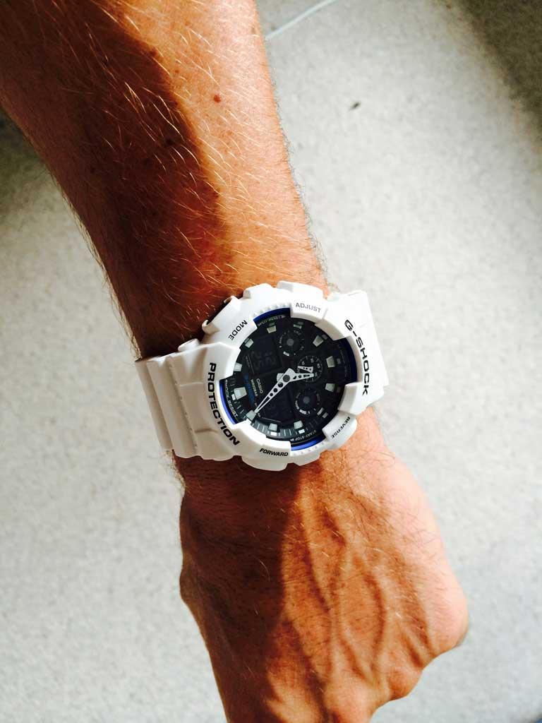 انتخاب ساعت مچی