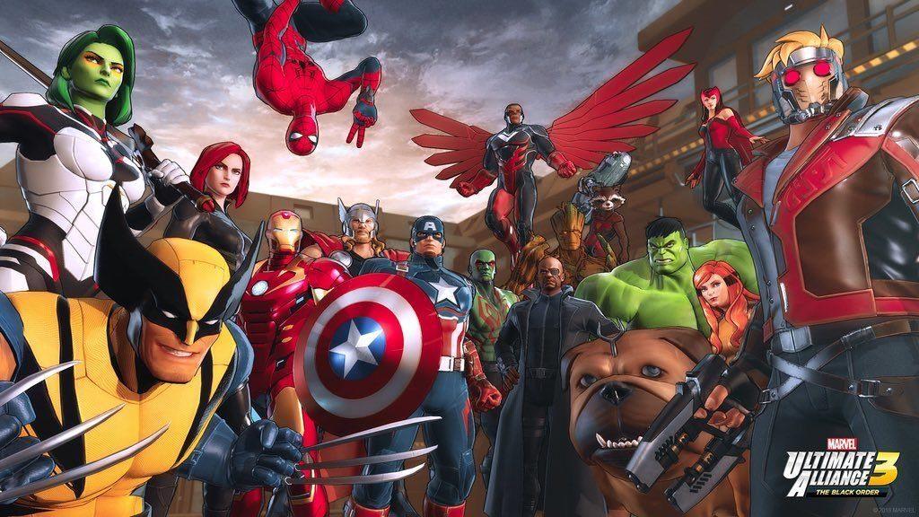 محتویات اولین بستهی الحاقی Marvel Ultimate Alliance 3 مشخص شد